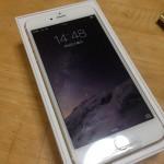 iPhone6 plusを購入しました!