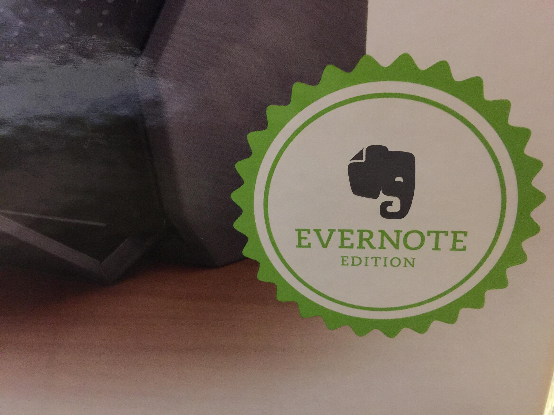 ペーパーレス化でさらなる業務効率改善をスキャンスナップEvernote editionで!