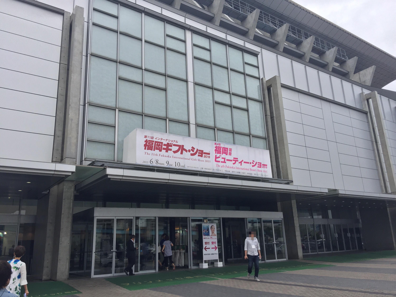 福岡出張から大阪に戻ってきました!